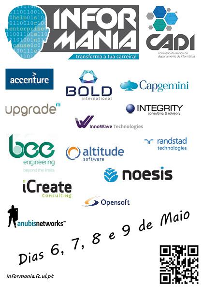 Lista de empresas confirmadas